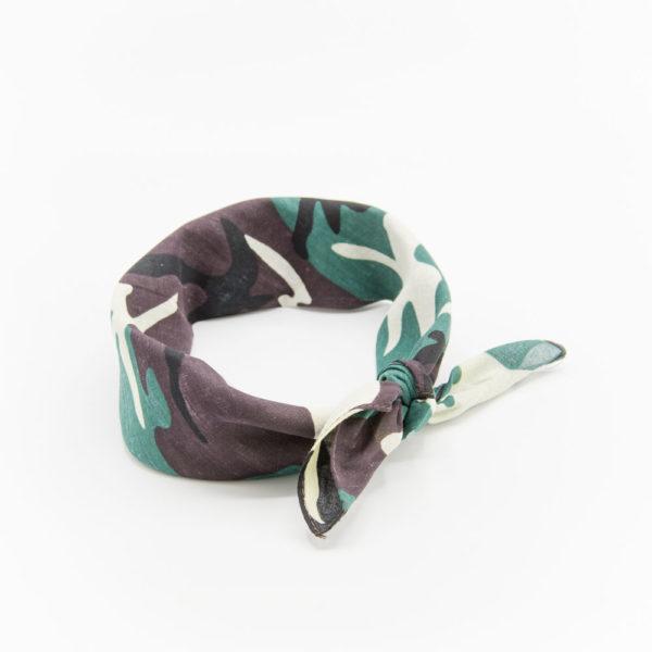 bandana pour homme et femme militaire camouflage forêt